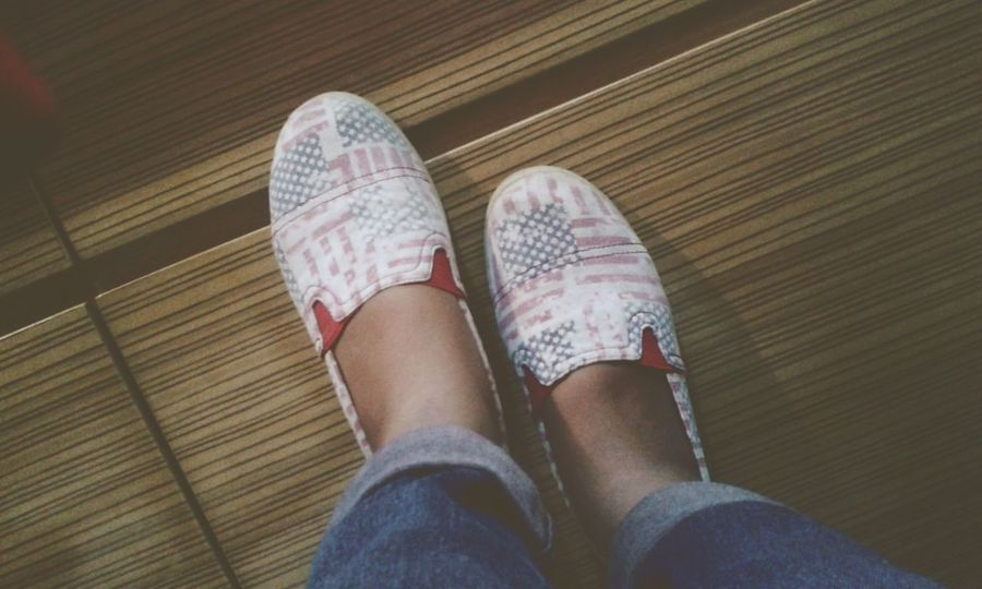 My airwalk.. ❤ EyeEm Shoes ♥ Likeforlike Follow
