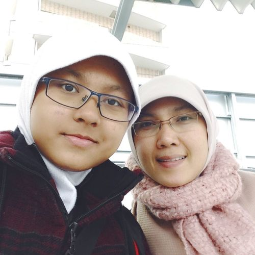 With My Mom First Eyeem Photo
