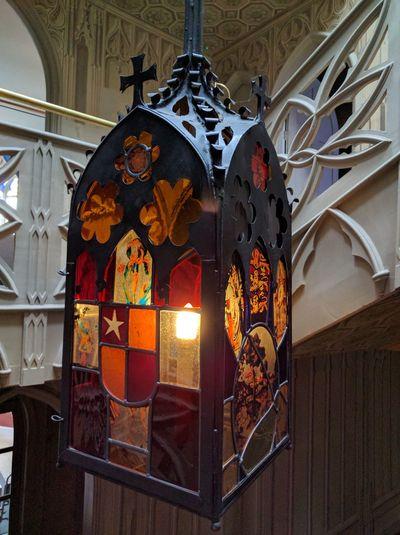 Strawberry Hill House Architecture Alexander Pope History Interior Design Neogothic Twickenham Lantern Light