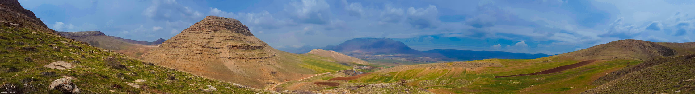 Travel Landscape Nature Cloud - Sky Sky Mountain Valley Spring Photography Samsung Samsungphotography Samsung Galaxy S6 Amateurphotography Amazing View Kermanshah