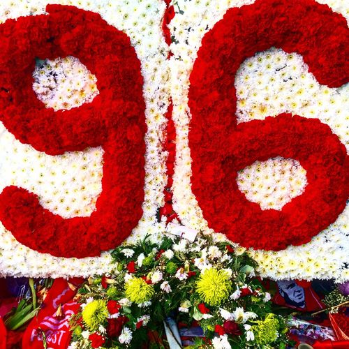 Justice ❤️ JFT96 Hillsborough Memorial