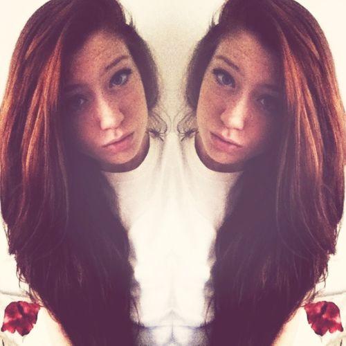 Polish Girl Long Hair Girl Me