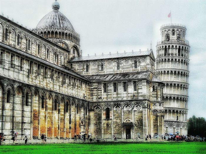 Pisa Tower Pisa, Italy The Leaning Tower Of Pisa Pisa Tower Of Pisa Italy EyeEm Best Shots EyeEm Best Edits EyeEm Seeing The Sights