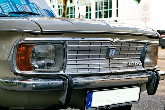 Oldtimer Oldsmobile Nsu Nsu1200