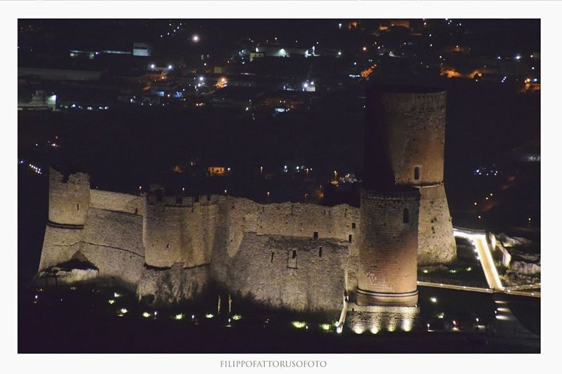 Castle in my country. 🏰 Enjoying Life Taking Photos Picoftheday Lights Darkness Castle Hello World Night Nikon
