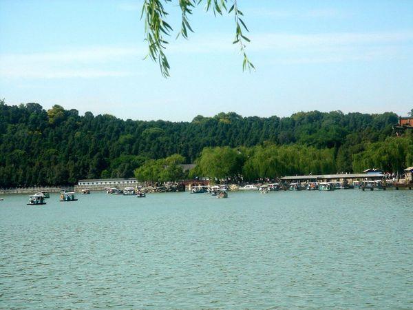 Lake Lake View China Traveling In China ASIA Pekin Beijing In Beijing Travelling