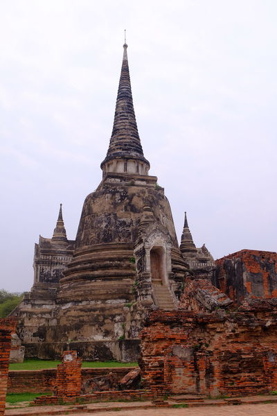 old pagoda of Ayutthaya Thailand Ancient Ancient Remains Archaeological Site Architecture Brick Wall Thai Architecture Ancient Brick Wall Archaeological Site Of Thailand Brick Brick Building Building Historic Site History History Architecture Old Old Architecture Old Buildings Remember