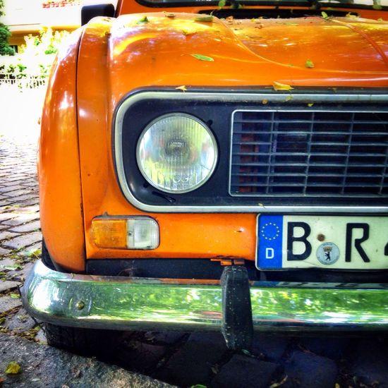 brm brm Renault 4 Retro Car
