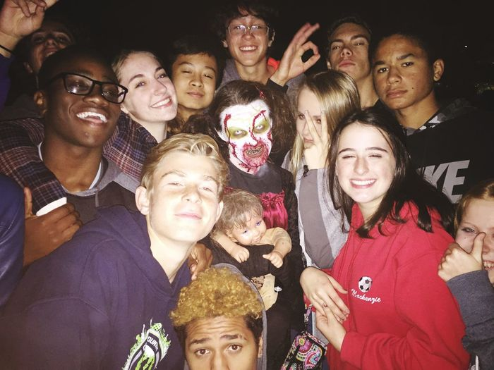 SQUAD GOALS 👏🏼 Fright Land