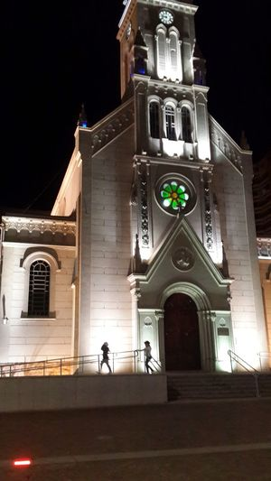 Arquitetura Arquitecture Shildren Igreja Matriz  catanduva Brasil