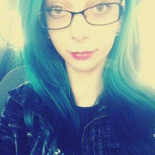 Maybe i should go back to my blue hair Blue Hair