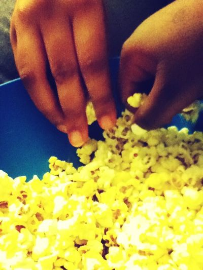 Me And My Bestie Killin Dis Popcorn