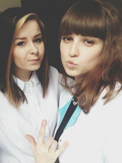 Girls Morning Medcine Friends Natural Hair