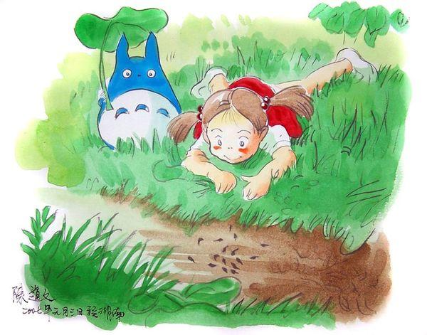大学画的龙猫😂2007.01.03 Totoro Drawing Art, Drawing, Creativity My Drawing Art Hayao Miyazaki Hobby Check This Out