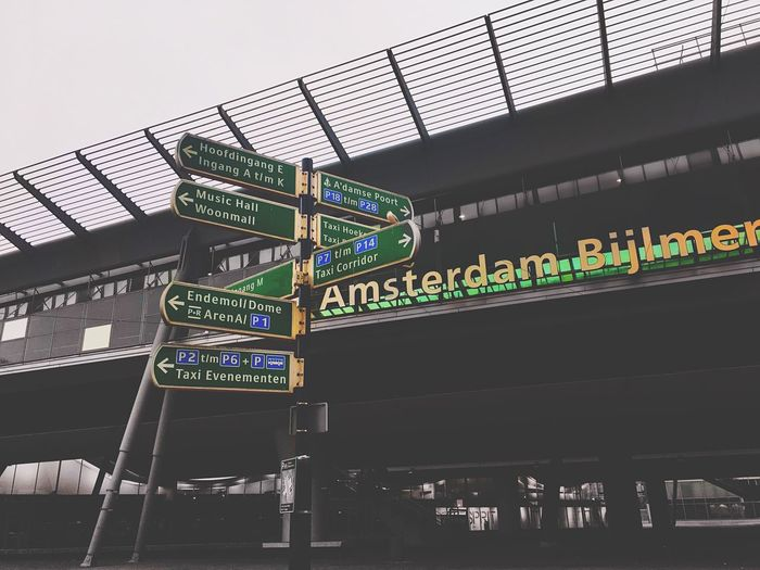 Lost.... Text Low Angle View Communication Information Sign Built Structure Architecture Clear Sky No People Sky Outdoors Day IPhoneography Station Bijlmer Amsterdam The Street Photographer The Architect - 2017 EyeEm Awards The Street Photographer - 2017 EyeEm Awards Neighborhood Map Your Ticket To Europe The Street Photographer - 2018 EyeEm Awards