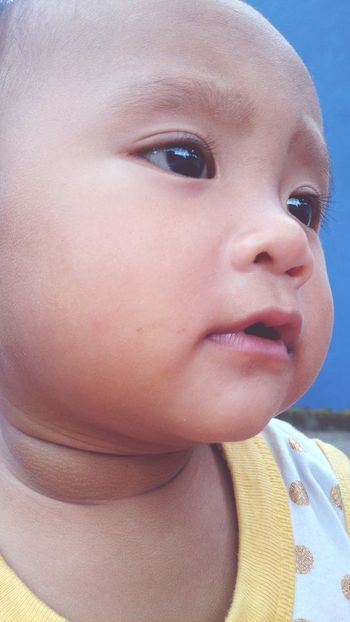 Human Face Baby Human Body Part One Person Portrait People Close-up