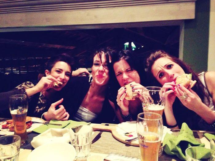 Hamburger Time!!!