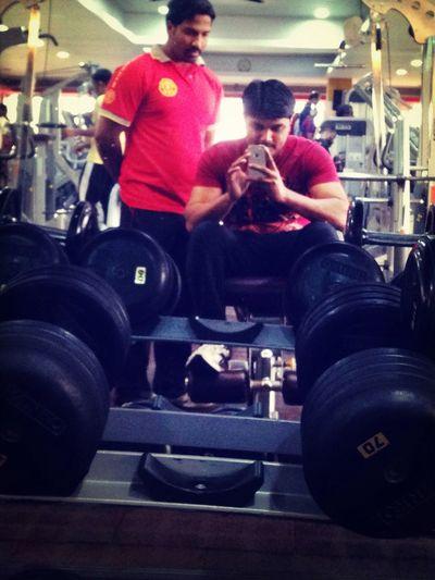 Gym First Eyeem Photo