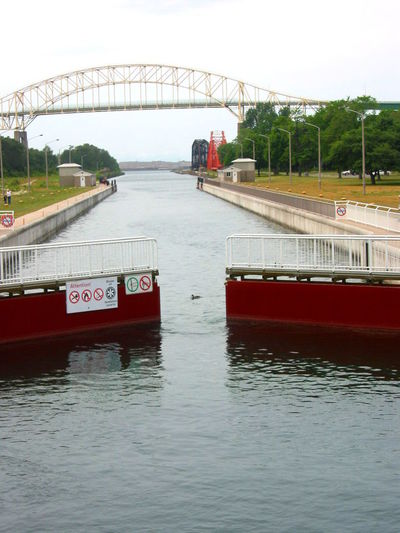 Pure Michigan Upper Peninsula Soolocks Chann