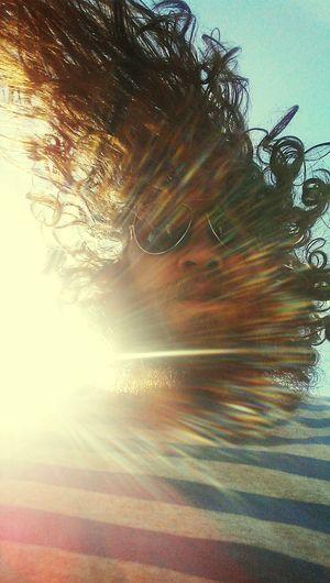 Right hair, right now. Sunshine Summer Newzealand Wellington  Beach Beard Long Hair