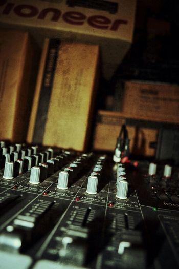 Audio Peavey Mixer Pioneer