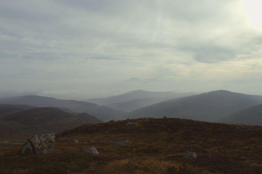 A view to admire Popular Photos Scenery Fog Photo Ireland Nikkon Follow4follow Like4like