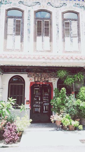 Melaka Architecture Cafe