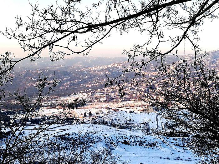 Not enough snow though Snow Winter Lebanon White Sunday