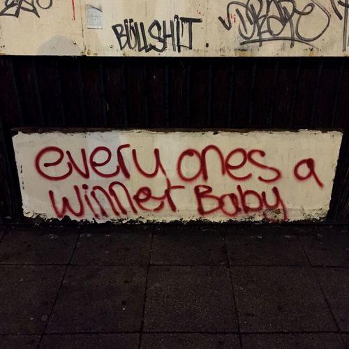 Elephant & Castle, London. Streetphotography Graffiti London
