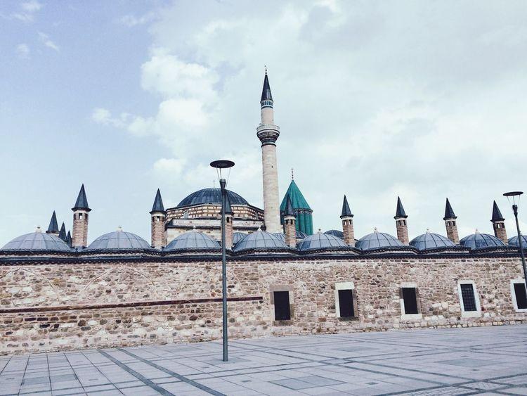 Konya Mevlana Mosque Mevlana Türbesi Mevlanacami Mevlana EyeEmNewHere