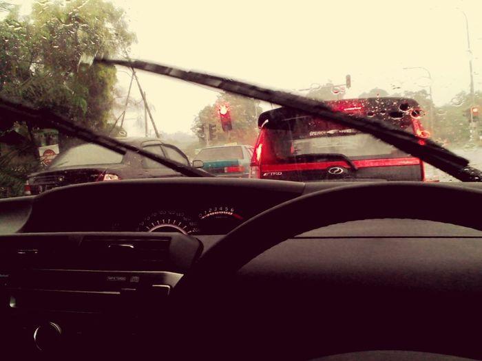 Its raining outside Enjoying Life Selangor Klang Setialam Meru EyeEm Instagram Twitter Facebook