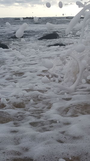 Splashing Nature No People Water Beauty In Nature Close-up Kauai Life Lydgate Beach Beach Life Wet Motion Beach Photogrqphy