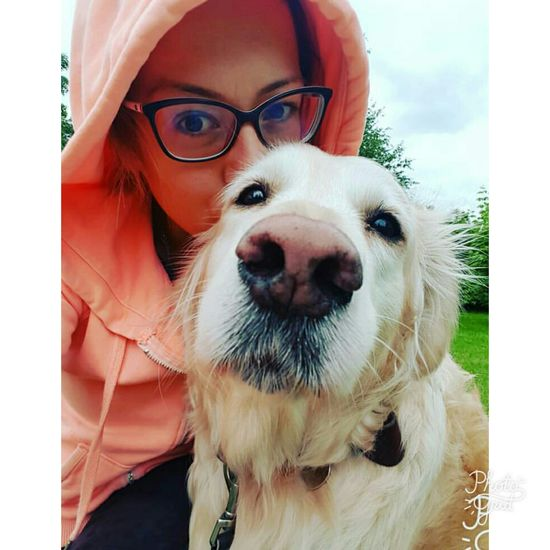 My girl!!!! Dog Dogstagram Dogslife Goldenretriever ThatsMe Style ✌ Thatsme ❤️ Beauty Helloworld Happytimes Love EyeEm Happymoments EyeEm Gallery Smile ✌ Today's Hot Look OpenEdit Uglygirl  Happiness Baby Looking At Camera Outdoors