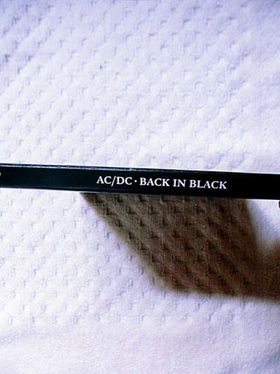 Backinblack ACDC Rock Band Bestalbumever Years80