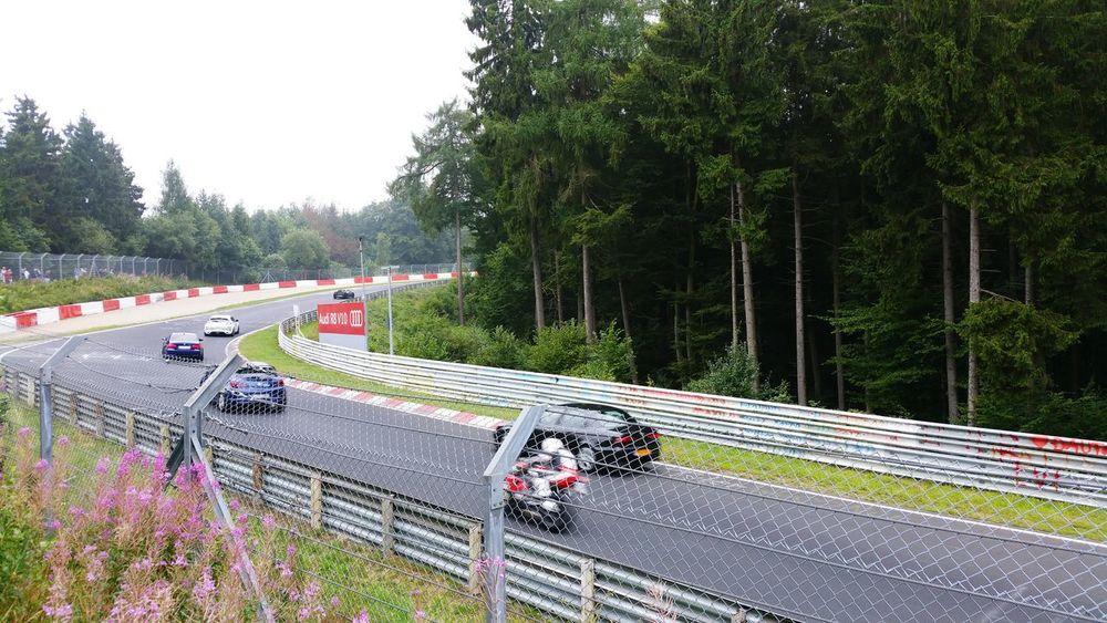 Nurburgring Nordschleife Grüne Hölle Racing Free For All Eifel Germany