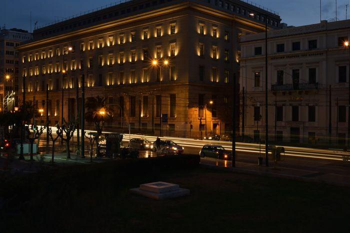 City Illuminated Architecture Night Outdoors Citylights City At Night Athensvoice Athens Street Photography Athens By Night AthensByNight
