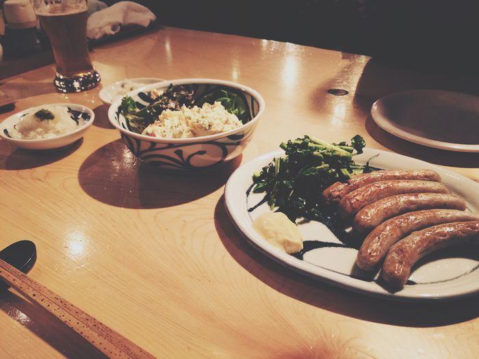 豪徳寺ソーセージ Yummy Japanese Food