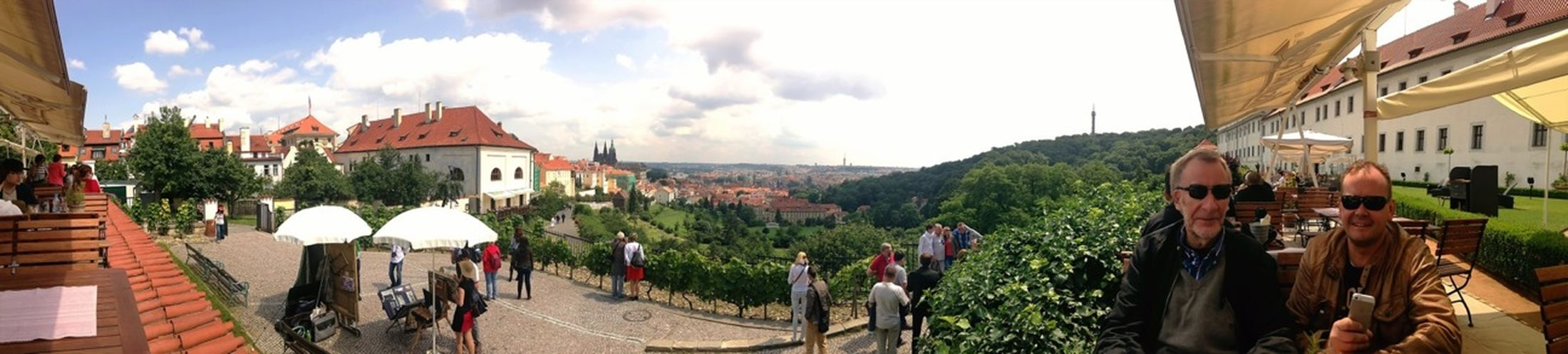 Panorama Mission Prague