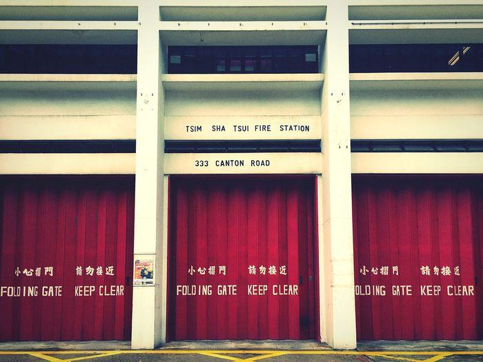 Saving lives Firestation The Color Of Business Urban Job Firefighter Life Hong Kong Tsim Sha Tsui
