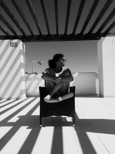 Black and white, portrait, women, beauty