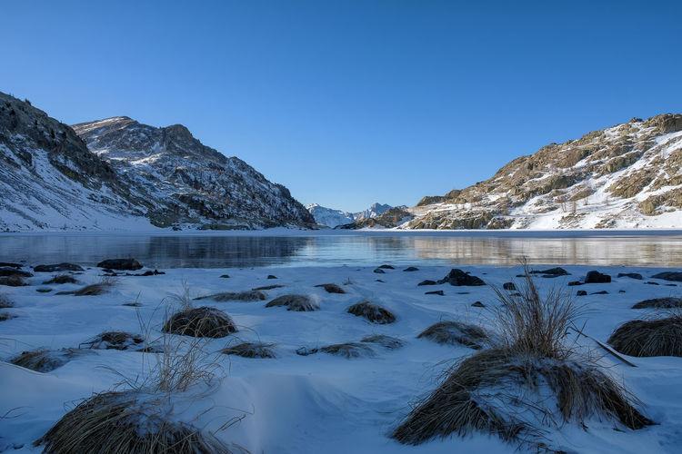 Lake of Vens in