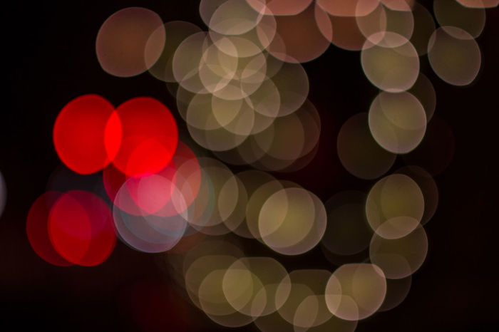 Abstract Backgrounds Black Background Bokeh Circle Close-up Defocused Glowing Illuminated Light Effect Night No People Outdoors Pattern Yashinon Yashinon DX 50mm F1.4