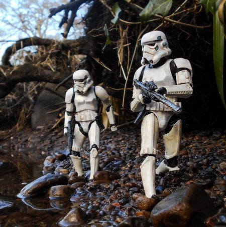 Star Wars The Black Series Toyphotography Toy Photography Starwarstoys Action Figures Star Wars The Force Awakens Scotland Rogue One Stormtrooper Starwars