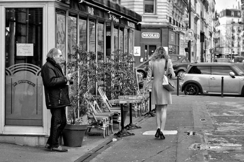 EyeEm Paris France Streetphotography I Love My City EyeEmBestPics Capture The Moment B&w Photography EyeEm Best Shots EyeEm Gallery B&w Street Photography Paris, France  The Changing City Париж франция