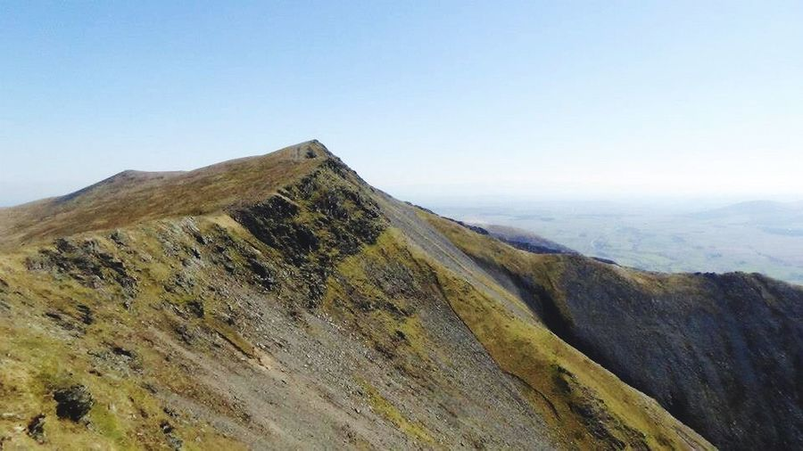 Blencathra or Saddle Back in the Lake District Blencathra Saddle Back Saddleback Lake District Mountains Mountain Range Mountain View Mountains And Sky Mountain Hiking