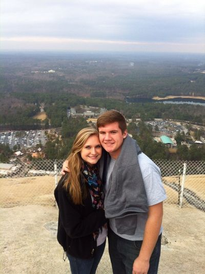Our day at stone mountain #goodday
