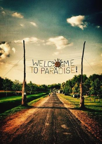 Welcome! Welcome Summer Paradise Paradise ❤ Perfect Day