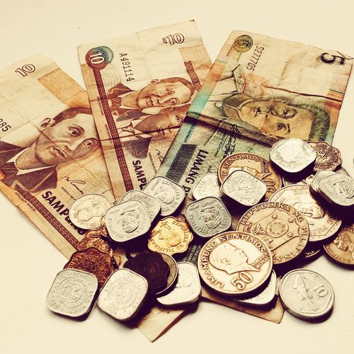 Eyeem Philippines Old Bills Philippines Money Vintage Collection Collections^^