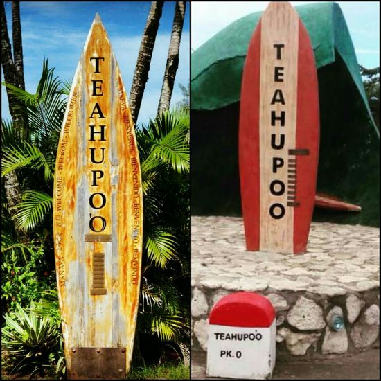 Surf Spot Teahupoo BeforeAndAfter  Surf Spot Beautiful Place🏄🌴👌