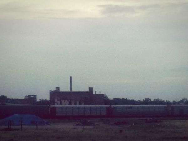 Union Pacific Railroad Abandon Building Horizons Landscapes
